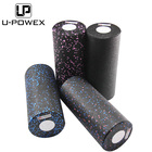 Body Sport high-density round massage muscle relax Fitness customized logo EPP Foam Roller