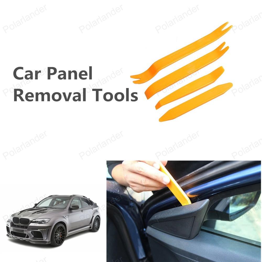 Бесплатная доставка ремонт автомобилей комплект инструментов автомобиля средство для удаления панели Высокое качество 4 шт.