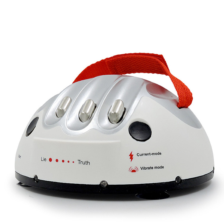 Fun Game Electric Toy Lie Detector For Kids