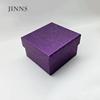 Purple paper box-8
