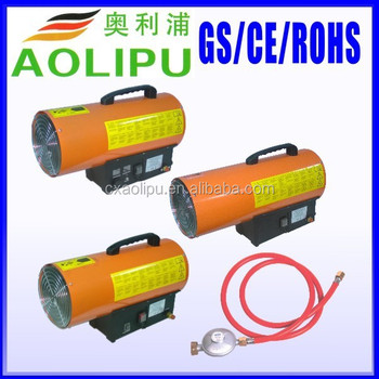 Wholesale low price high quality OEM Industrial Fan Heater Gas Heater