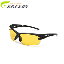 2016 New Men Sport Sunglasses Cycling Glasses Bicycle Bike Fishing Driving Sun Glasses Wholesale Glasses for Man Women 3105