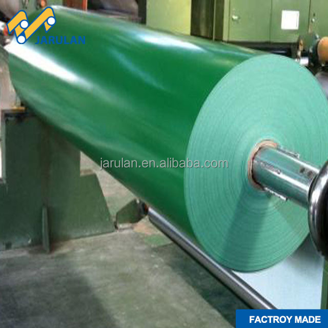 China Professional Manufacturer Smooth PVC 4mm Conveyor Belt