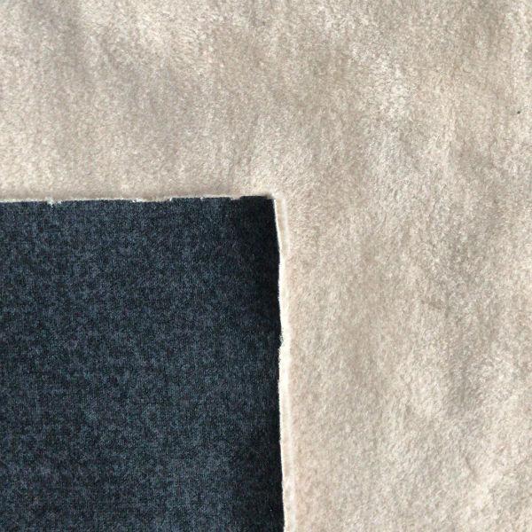 high quality stretch super soft plush velour fabric