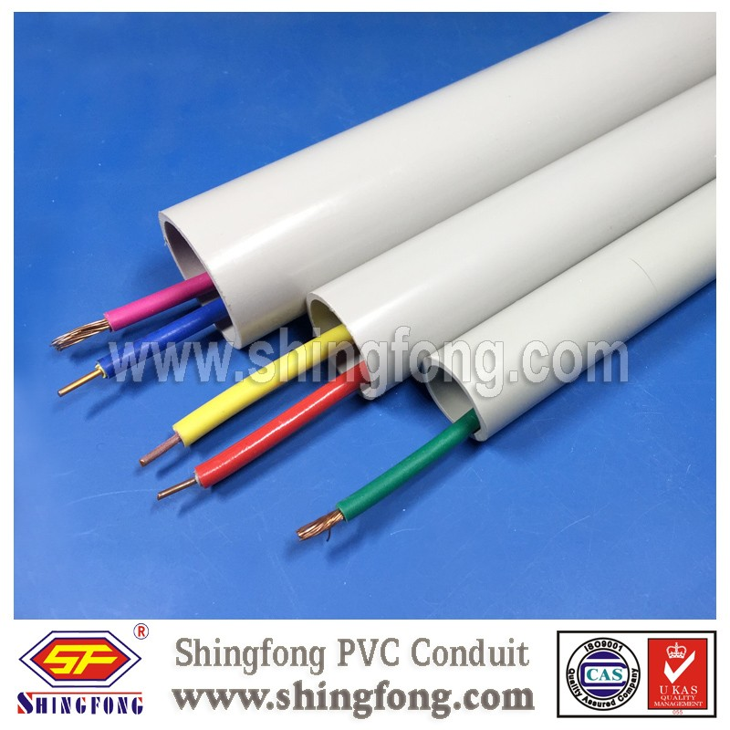 20 x 20mm PVC Conduit Inspection Tee WHITE