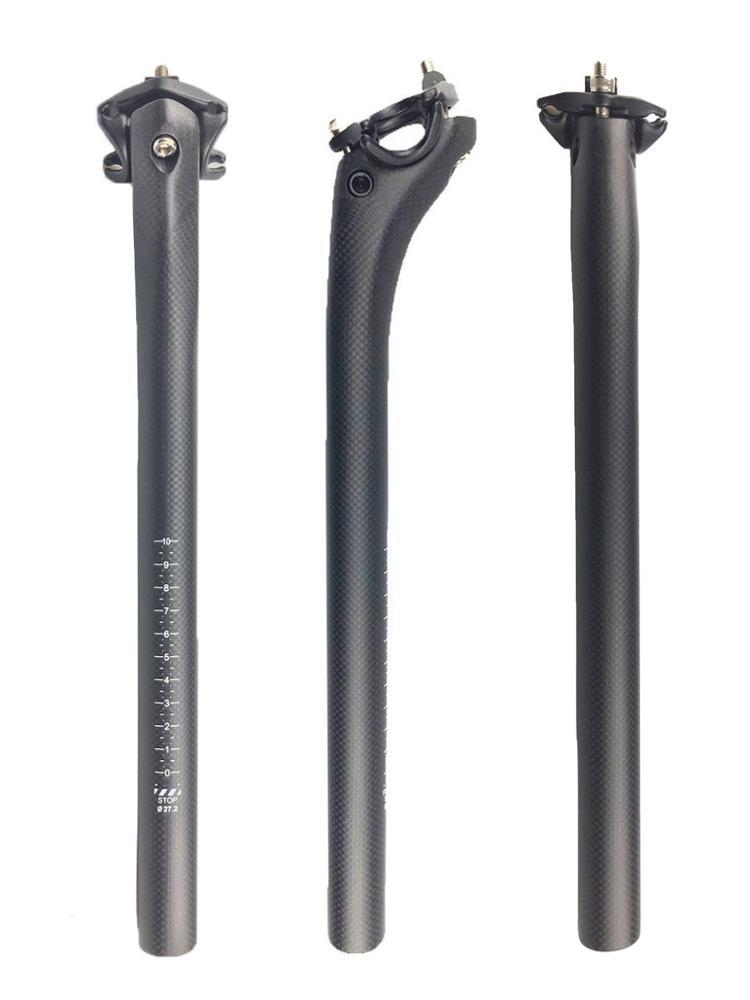 Сверхлегкая рама из углеродного волокна MTB с изогнутой трубкой CFRP