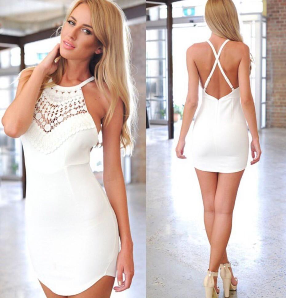 4cdf994f7701 Cute White Summer Dresses - RQ39Q4RX