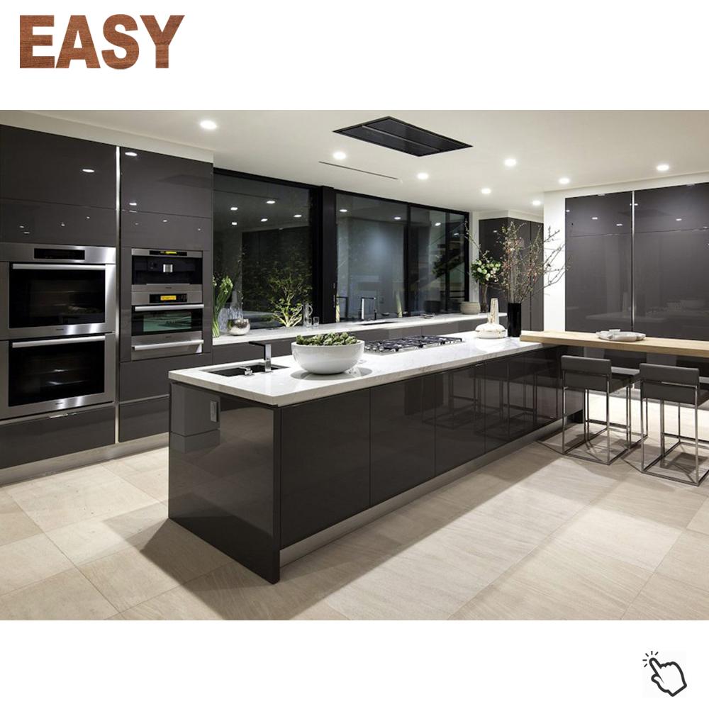 Simple Designs Modern Kitchen Cabinet   Buy Kitchen Cabinet ...