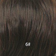 Блонд Единорог 30% человеческие волосы парик пикси Cut натуральные волнистые пушистые Слои парик с челкой для белых женщин короткий блонд Бес...(Китай)