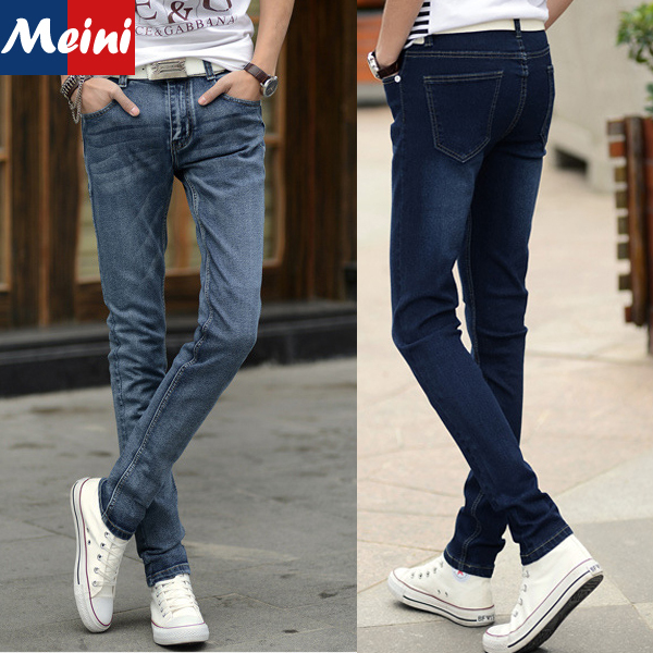 Dinamit Degree Men's Straight Leg Blue Denim Jeans. 25 Reviews. Quick View $ 92 NE PEOPLE Mens Basic Skinny Fit Stretch Pencil Jeans [NEMP01] 5 Reviews. Quick View $ 99 Brooklyn Xpress Men's Fashion Jeans. 6 Reviews. SALE. Quick View. Sale $