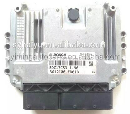 3612100-ED01B ECU for GW4D20 ,BOSC-H version