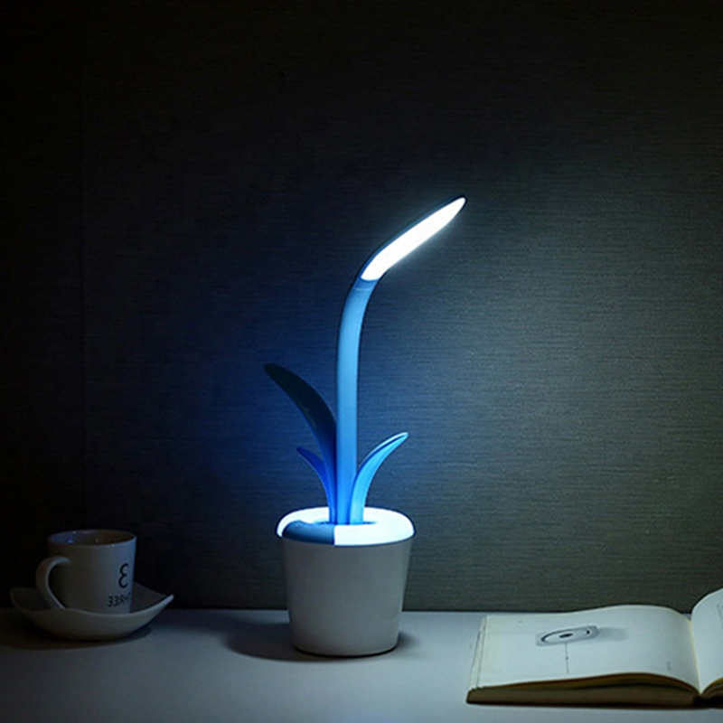 high quality 3-level brightness Dimmable LED Desk light Clivia best desk lamp with factory price