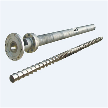 Recycled single screw barrel for plastic extruder with good quality