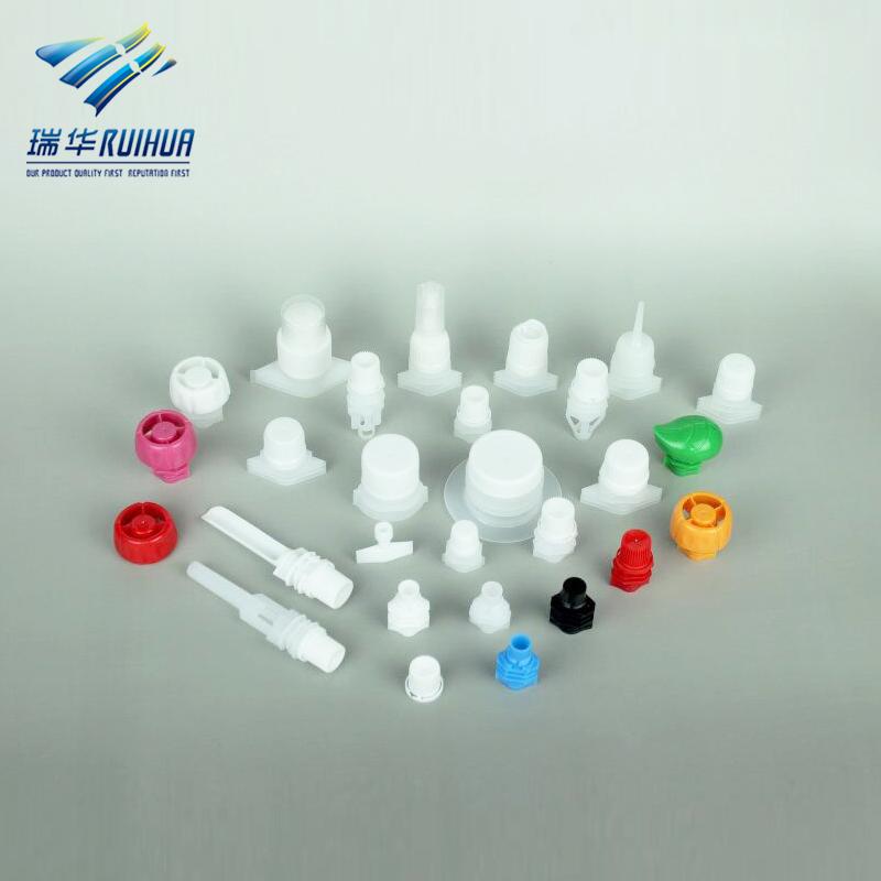 Принимаем заказы на заказ, Профессиональный завод Shantou RUIHUA, пластиковый носик с крышкой