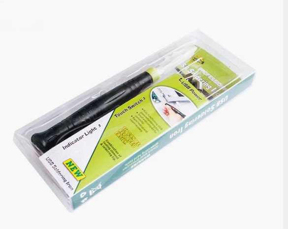 High Quality 5V/8W USB electric powered soldering iron