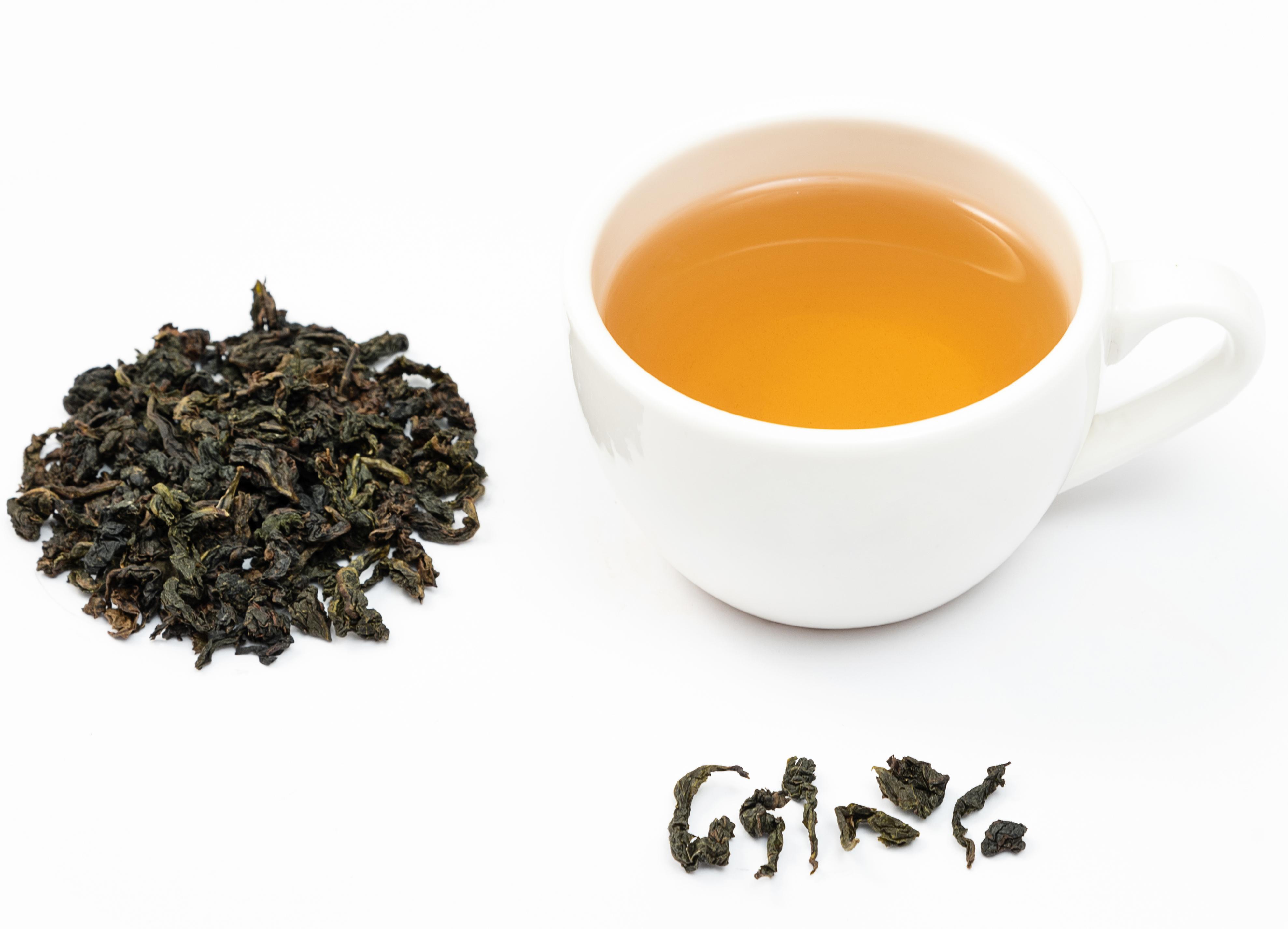 organic Oolong Tea Natural Tie Guan Yin Green Tea Certified organic Oolong Tea