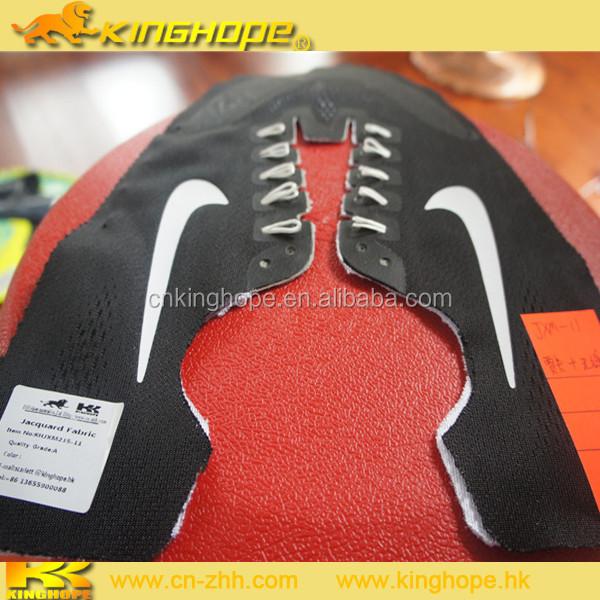 Жесткая сетчатая ткань, спортивная обувь, верх обуви, вязаная спортивная обувь