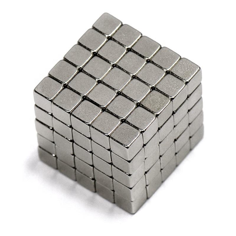 N45 super powerful cube neodym magnet 10mm*10mm*10mm