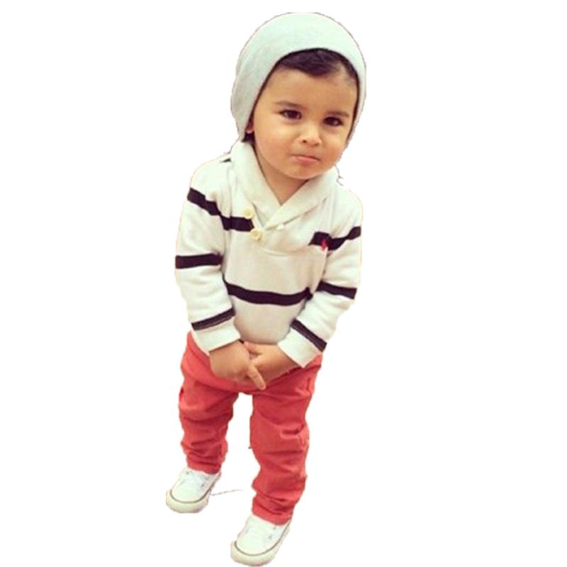 einzelhandel herbst kleidung set baby jungen kinder kleidung kinder langarm sport anzug. Black Bedroom Furniture Sets. Home Design Ideas
