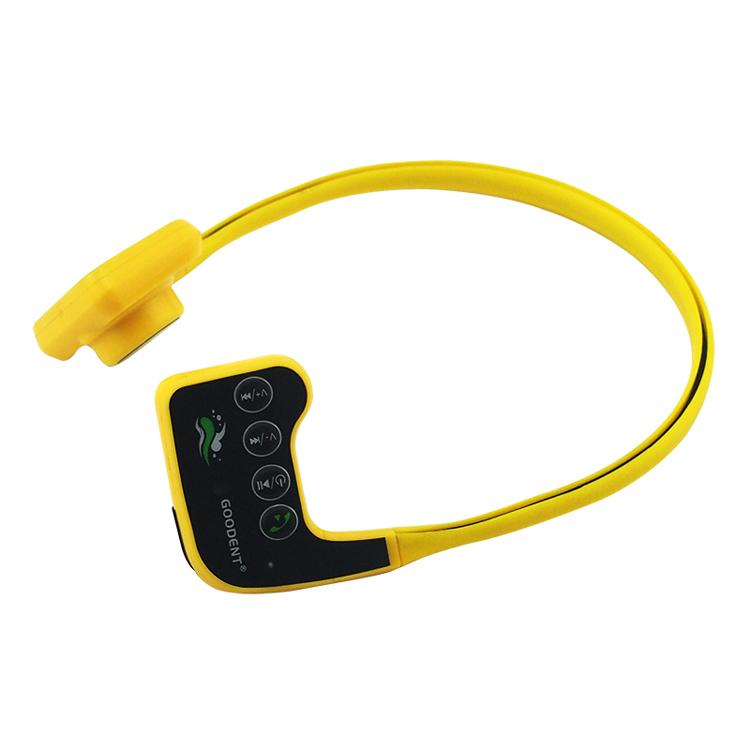 Underwater Wireless 16GB Mp3 Player BT Entertainment Swimming Bone Conduction Headphone Earphone - idealBuds Earphone | idealBuds.net