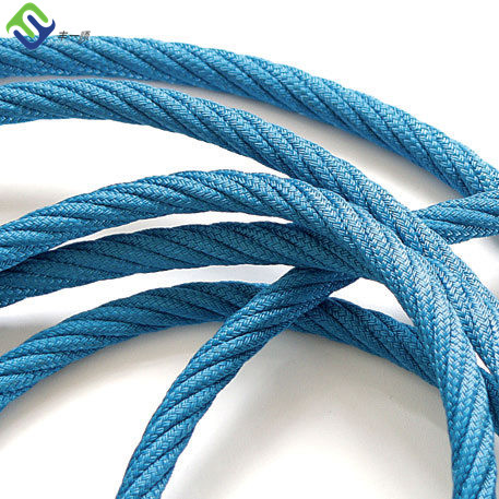 16mm Polypropylene Combination Rope For Kids Playground