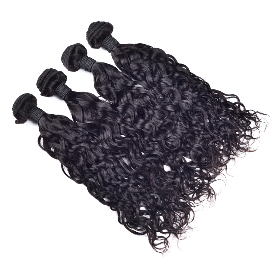 Brazilian Remy Hair Natural Wave