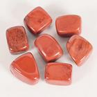 kfcrystal Natural Red Jade Tumbled Stone In Bulk Polished Stones Healing
