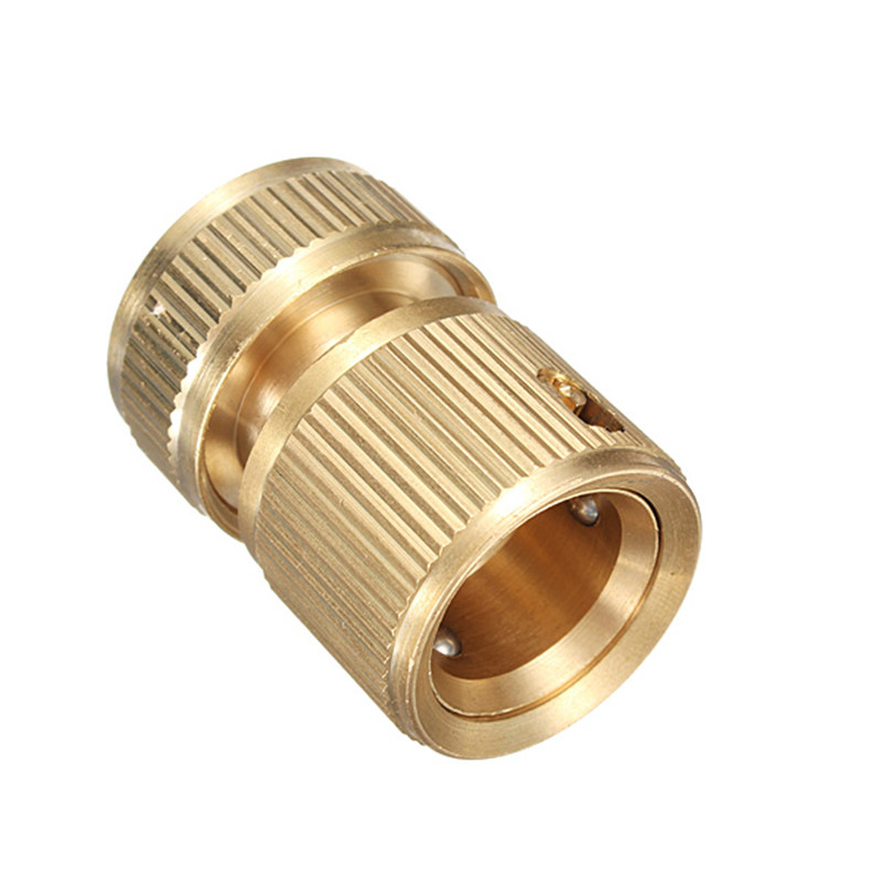 Lowest Price Copper Brass Home Garden Car Washing Water Hose Pipe Plumbing Joint Screw Thread Tap