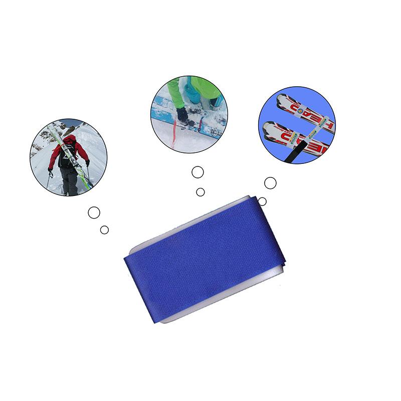 Регулируемые ремни для лыж из пены ЭВА с логотипом на заказ