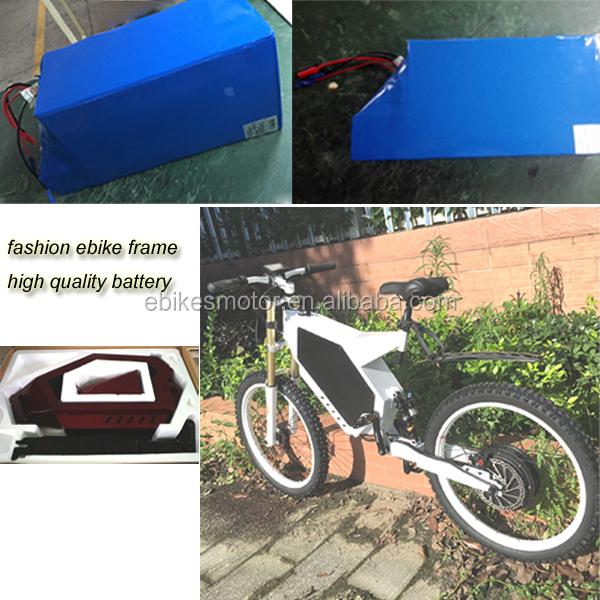 China stealth bomber ebike exide electric bike battery