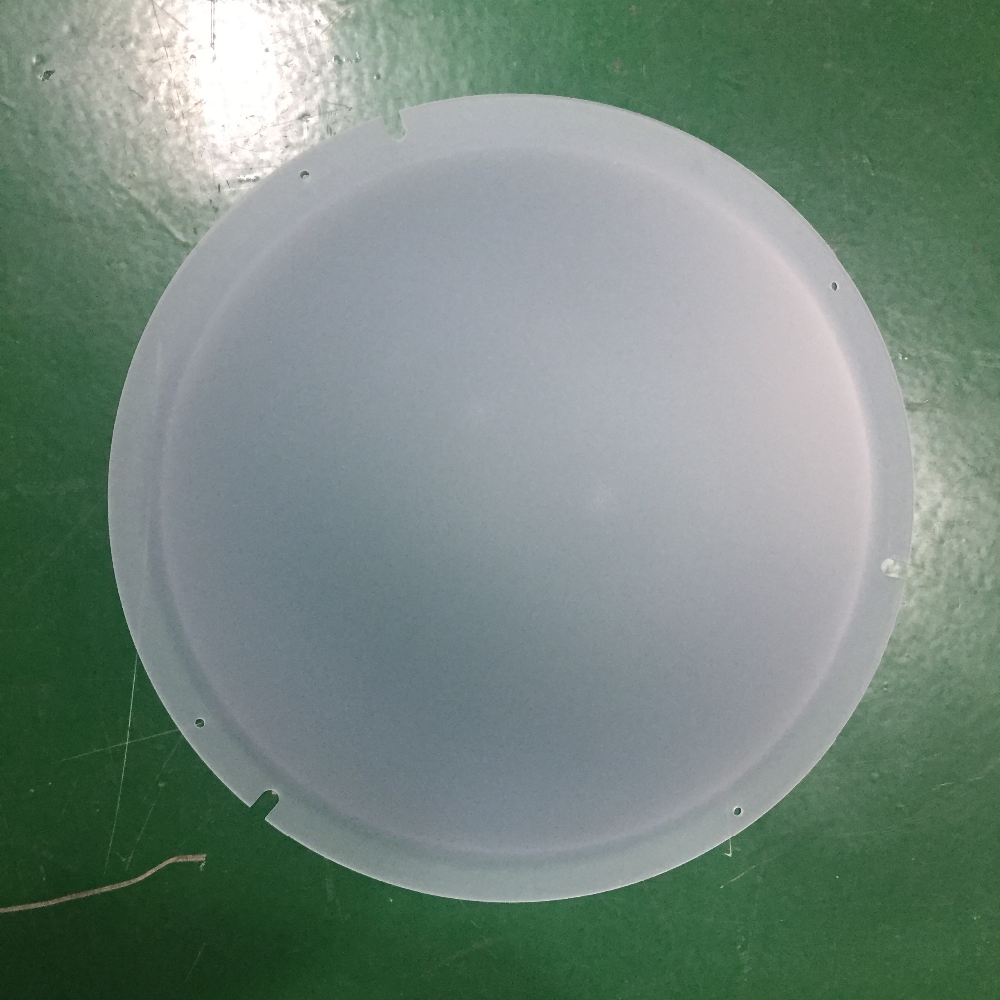Customized White Pc Material Replacement Lampshade Plastic Ceiling Light Cover With Holes Buy Ceiling Light Cover With Holes White Pc Material Lampshade Plastic Replacement Cover Ceiling Light Product On Alibaba Com