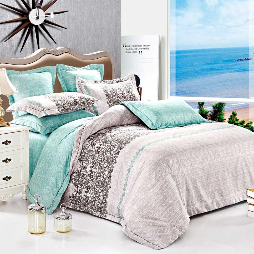 Комплект из 3 предметов с принтом королева набор постельного белья: пододеяльник постельное белье