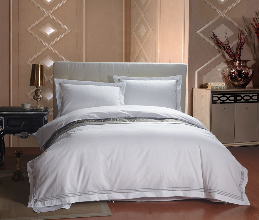 Hotel Collection King Size Quilts: New 4PCS European Five Star Hotel Bedding Sets Luxury