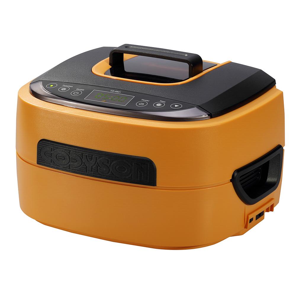 2,5 л ультразвуковая Очистительная Машина, цифровой ультразвуковой очиститель CD-4821