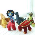 2016 Free shipping European export standards Children Plush Toys Cloth dolls Dinosaur doll Cushion birthday gift