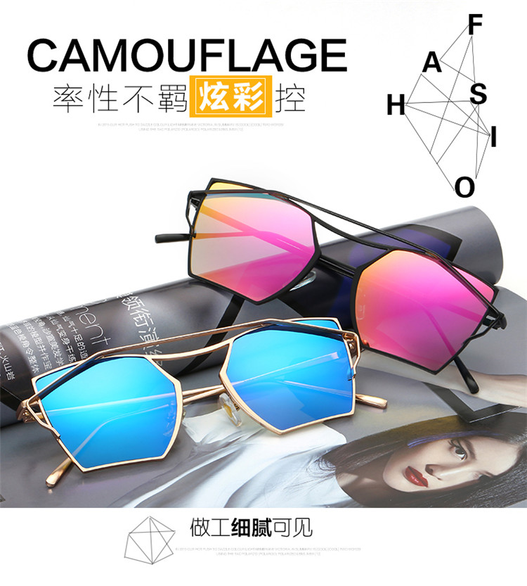 e2f3f46918a Rimless Sunglasses Women Big Lenses Design Cutting Crystal Stones EXIA  OPTICAL KD-934 Series