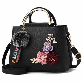 Women's Tote Leather Clutch Bag Small Ladies Handbags Women Messenger Bags