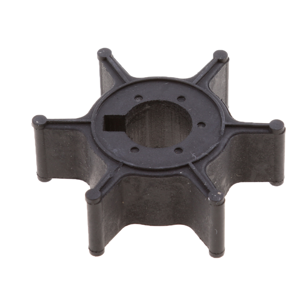 1 Pcs Water Pump Impeller Boat Engine Impeller 6 Blades For Yamaha 4HP 5HP Outboard Motor Etc Replace 6E0-44352-00-00 Boat Parts