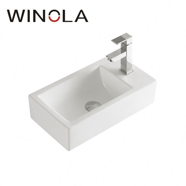 Small Bathrooms Wall Hung Art Ceramic Space Saving Corner Wash Basin Sizes Corner Sink Basin Buy Sink Basin Corner Wash Basin Sizes Corner Basin Product On Alibaba Com