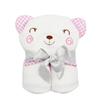 Pink Smile Bear