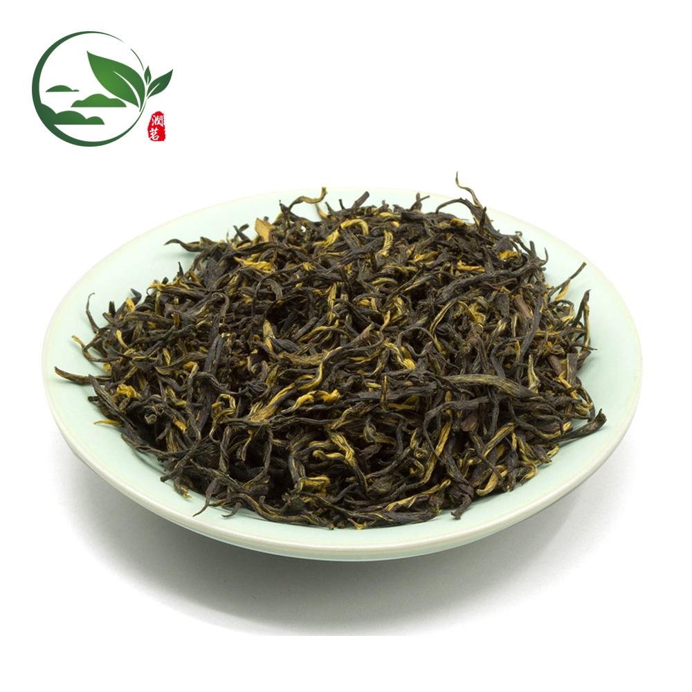 EU Standard Golden Monkey Black Tea Loose Leaf , Red Tea Slimming Tea - 4uTea   4uTea.com