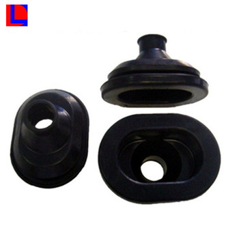 ISO9001/TS16949 approved high quality custom-made auto rubber product