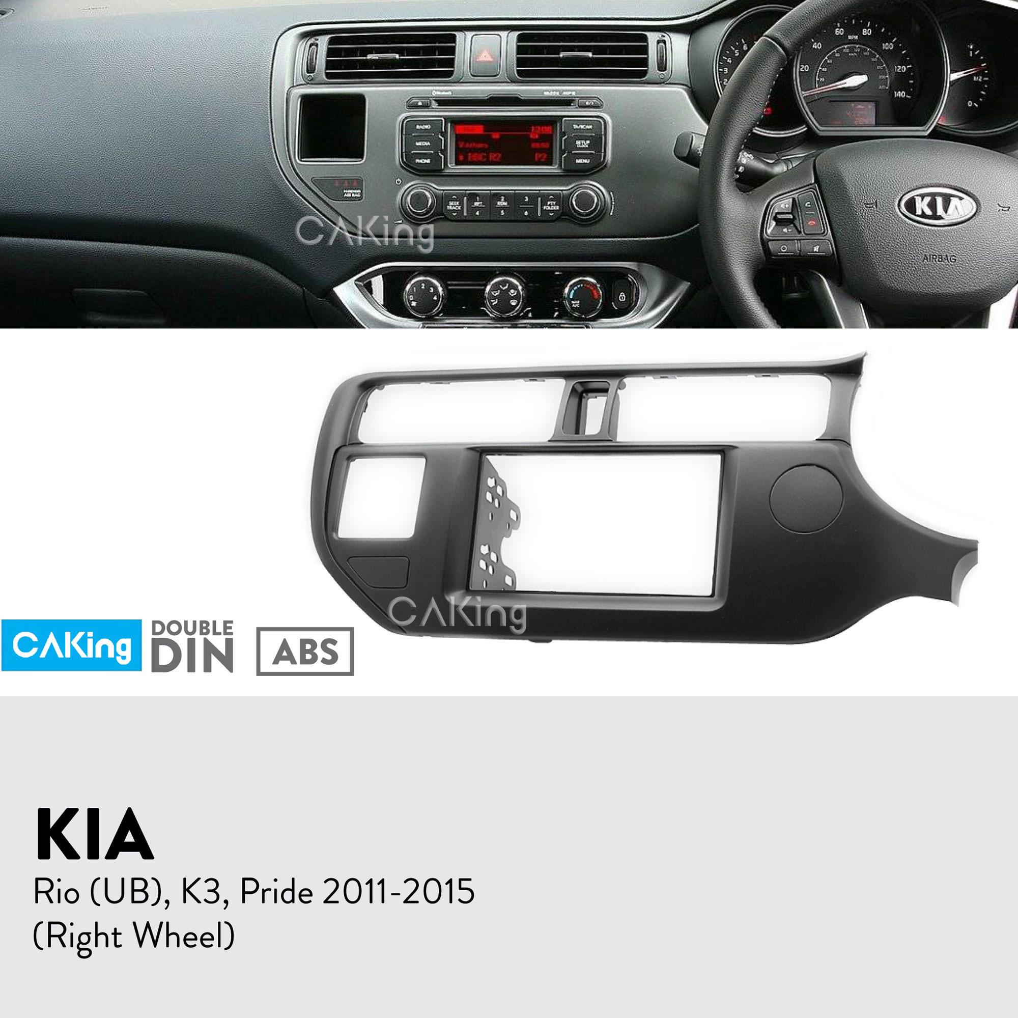 AUTO RADIO CASSETTO pannello radio DOPPIO DIN PER HYUNDAI h-1 STAREX i800 ILOAD IMAX