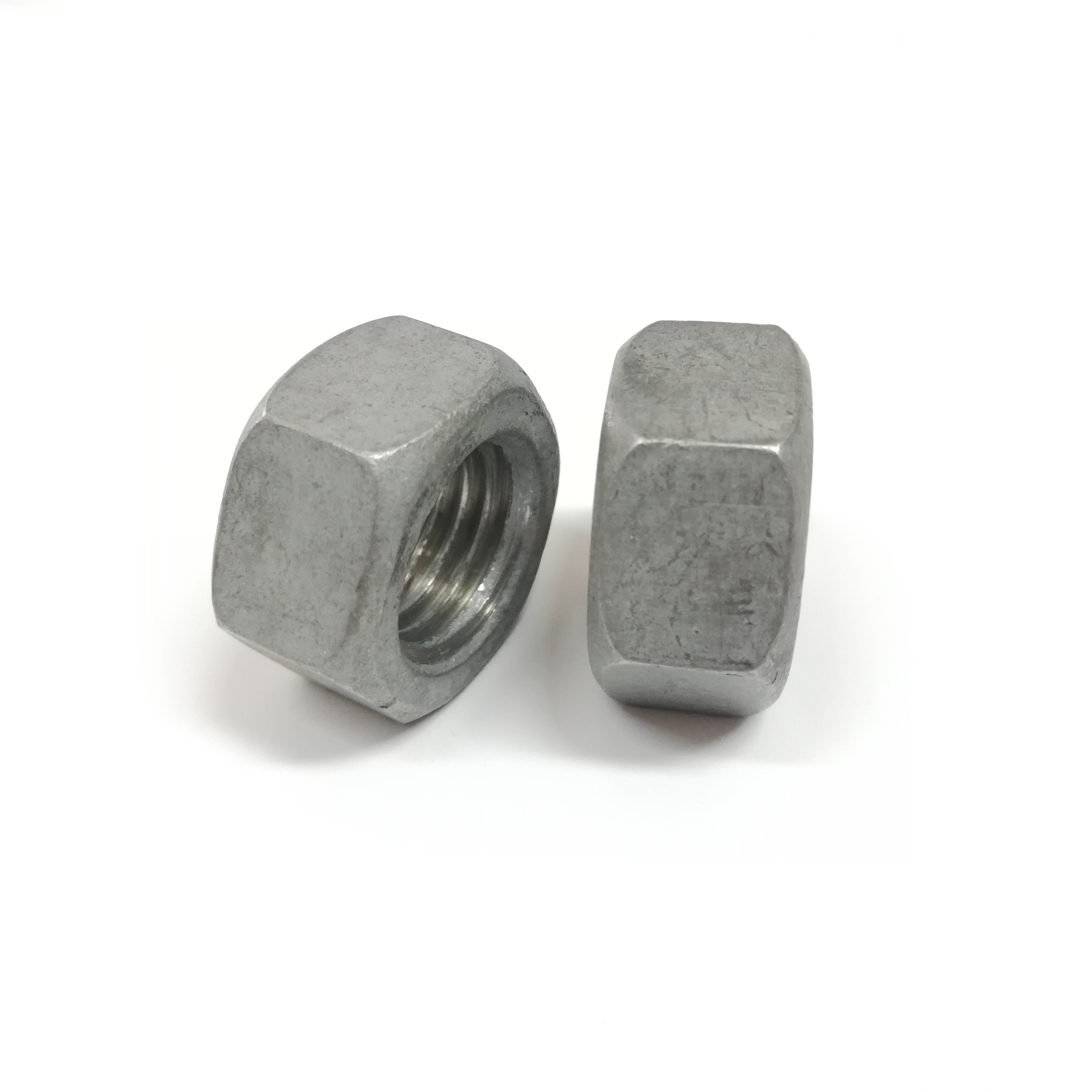 Nuts M3 hex Nuts Galvanized Carbon Steel Nuts 4000 Pieces