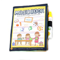 2017 Kids Magic Paint Book With Water Drawing Pen Coloring Book Water Painting BoardMAR2 30