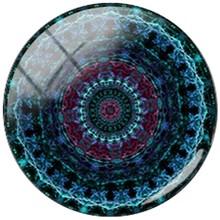 Стеклянный кабошон TAFREE в стиле ретро, купольная основа 12 мм 16 мм 20 мм, покрытие для брелков, ожерелий, аксессуары для самостоятельного изгото...(Китай)