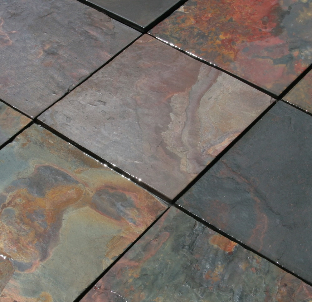 Flooring Paving Tile Natural Slate Landscaping Stone Edging   Buy ...