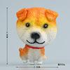 Big head station yellow dog