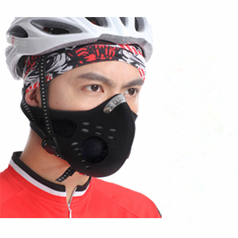buy wolfbike anti pollution city cycling face mask mouth muffle dust mask. Black Bedroom Furniture Sets. Home Design Ideas
