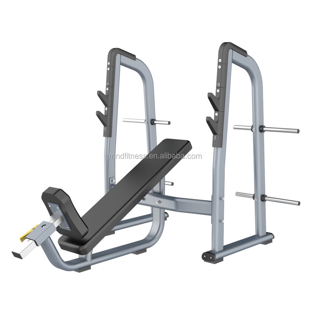Gym Equipment Home Free Weight Benches & Rack Incline Bench